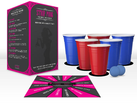 Strip Pong Kit