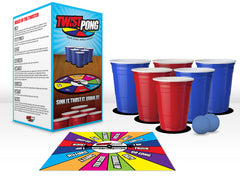 Twist Pong - Beer Pong With A Twist