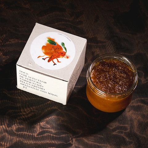 José Gourmet: Carrot with Orange Jam