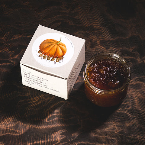 José Gourmet: Pumpkin with Nuts Jam