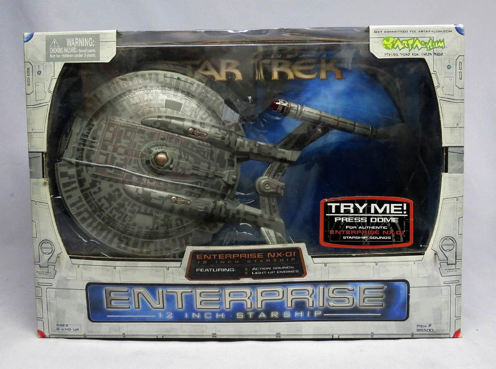 Star Trek Enterprise 12 Inch Starship NX-01