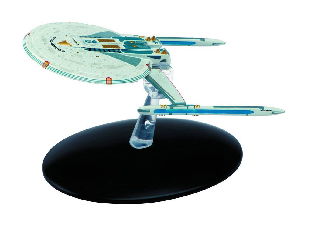 Eaglemoss Star Trek Centaur and Magazine