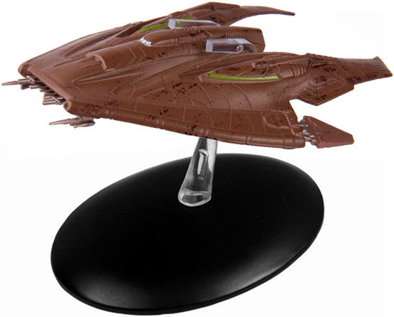 Eaglemoss Star Trek Nausicaan Fighter