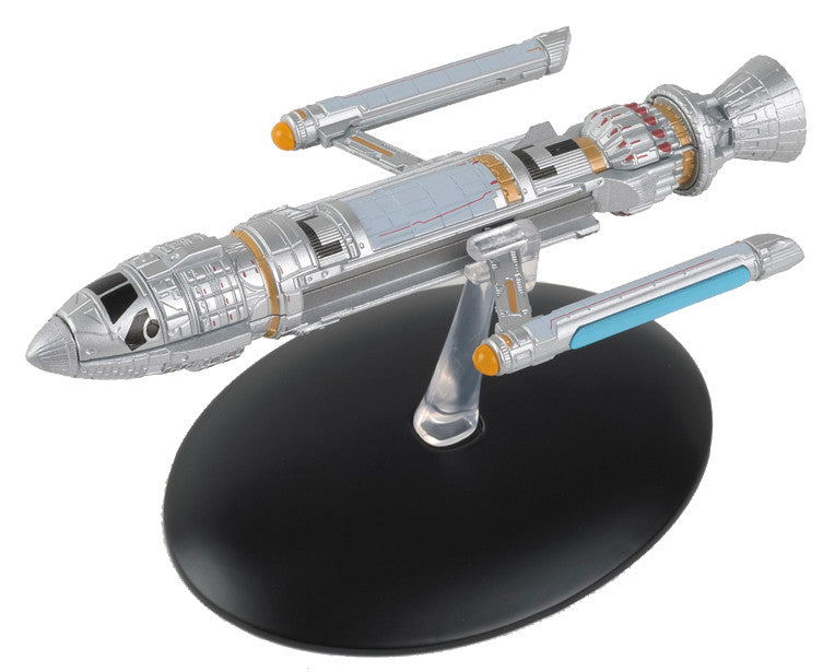 Eaglemoss Star Trek The Phoenix and Magazine