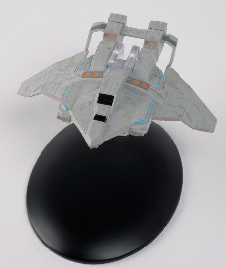 Eaglemoss Star Trek Federation Fighter and Magazine