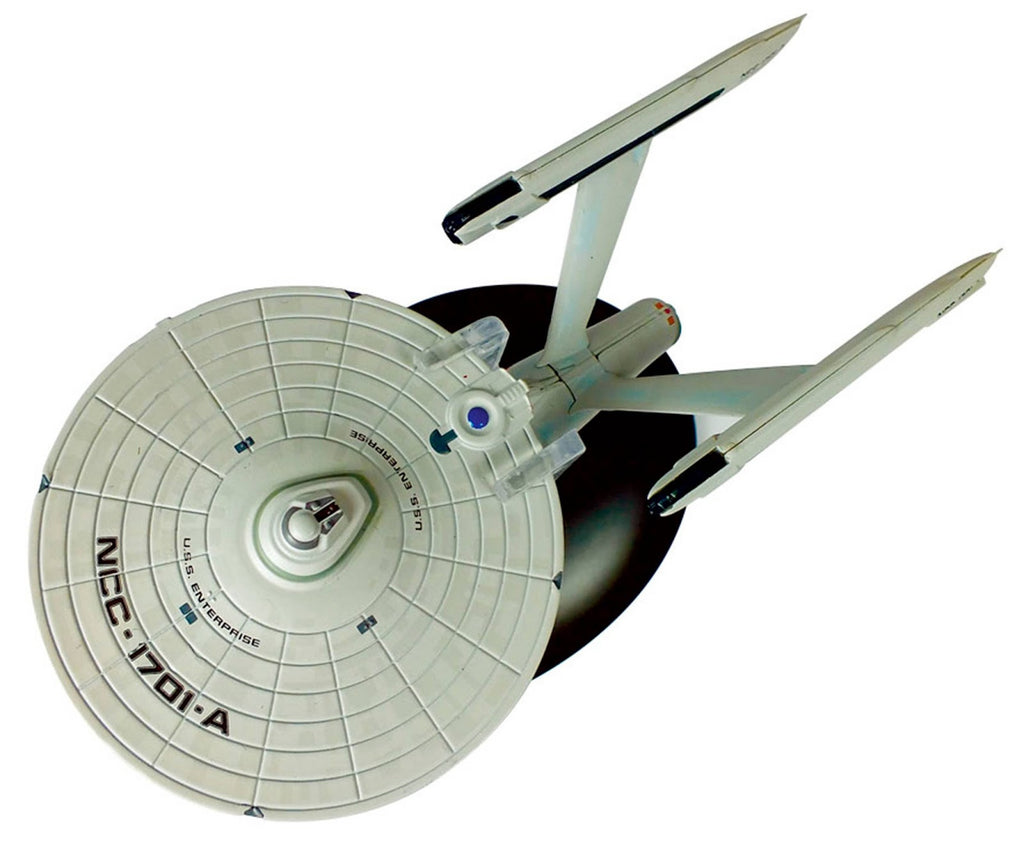 Eaglemoss Star Trek Enterprise A and Magazine