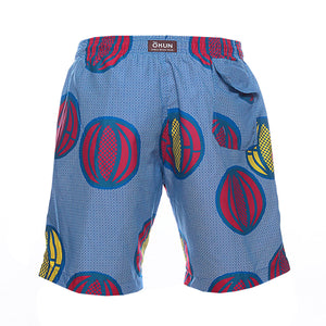 Ali Melon Men's Swim Trunk (pre-order) - Inspired Luxe