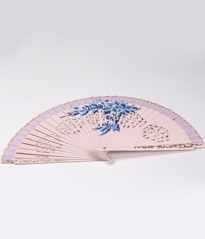 Fan Abanico (White)