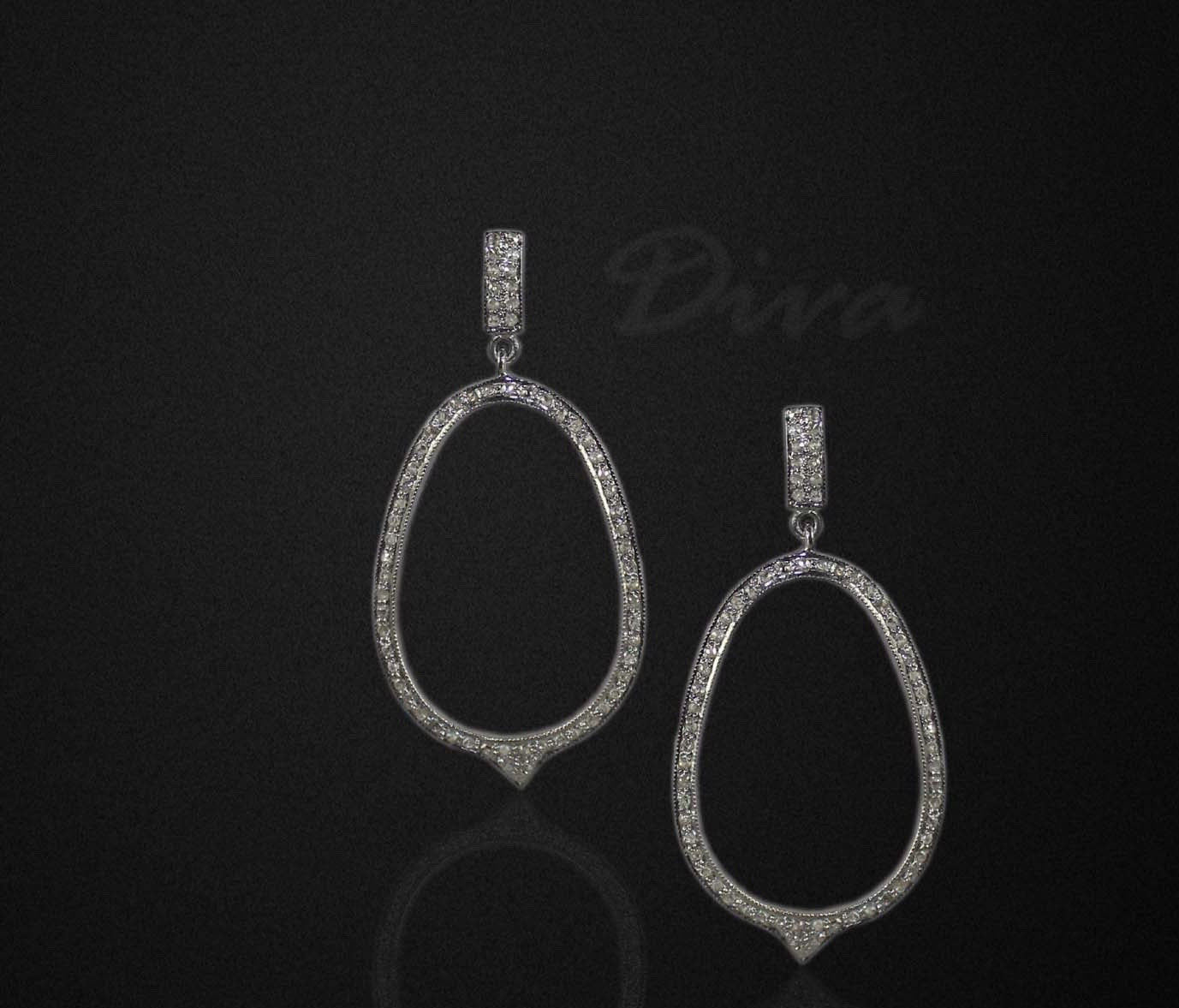 Earrings KVE27881