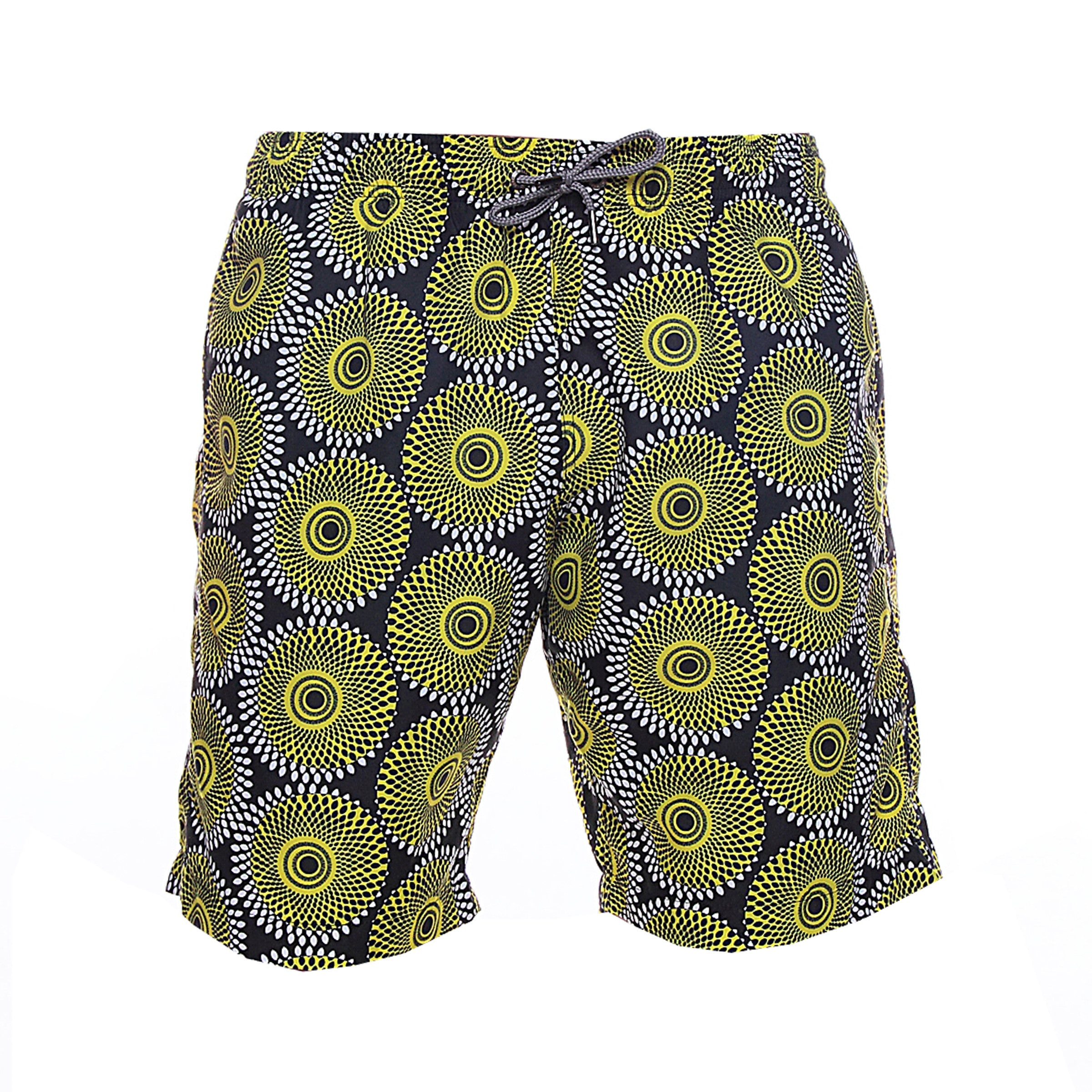 Ali Ile Men's Swim Trunk (pre-order) - Inspired Luxe
