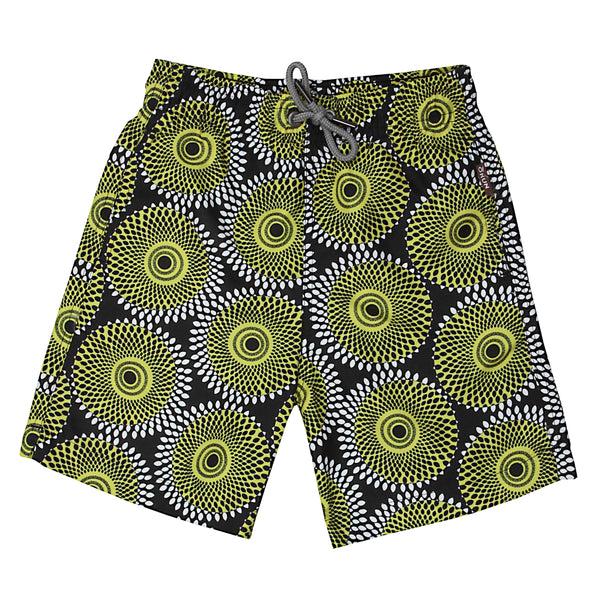 Ali Ile Boy's Swim Trunk (pre-order) - Inspired Luxe