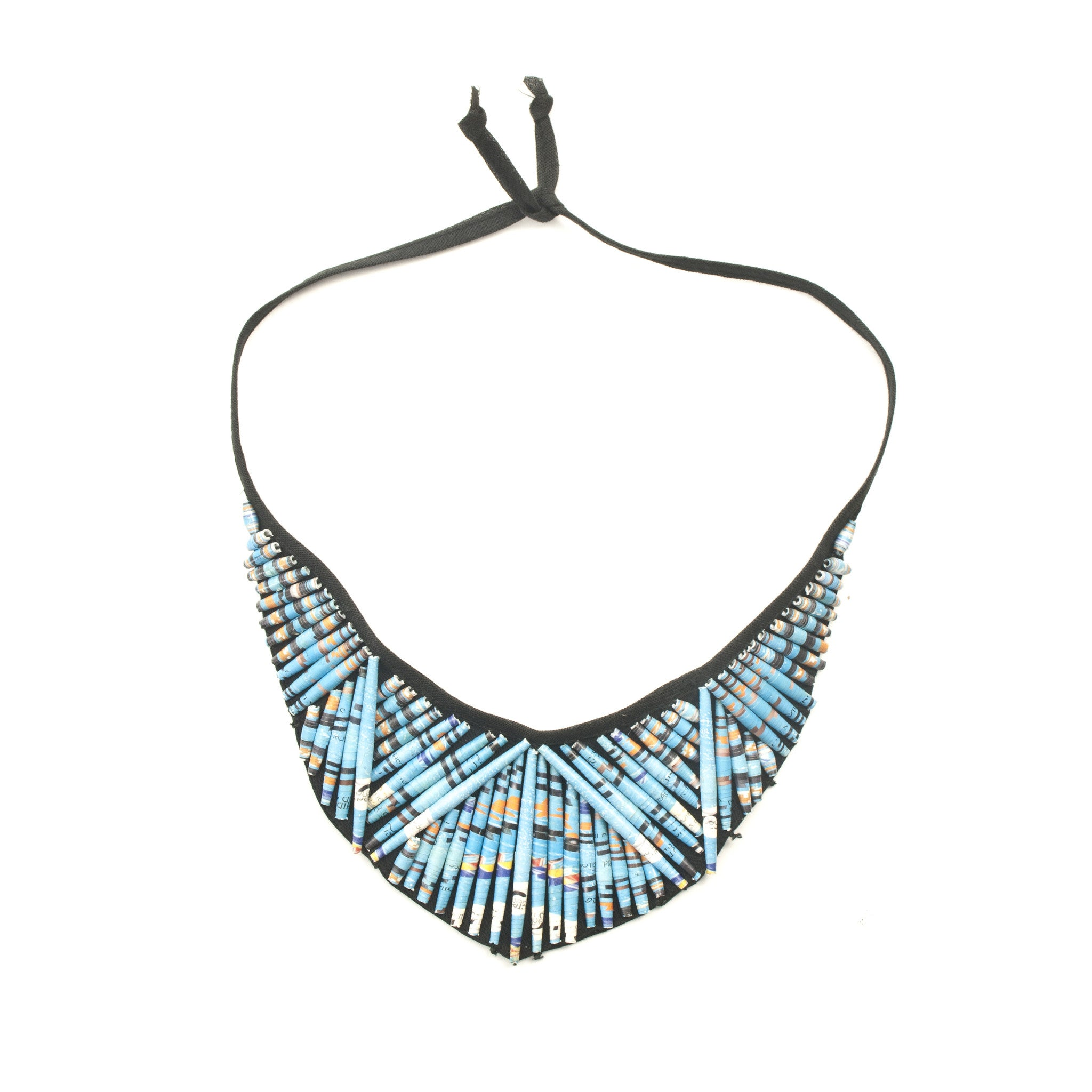 Beaded Neckpiece Small - Inspired Luxe