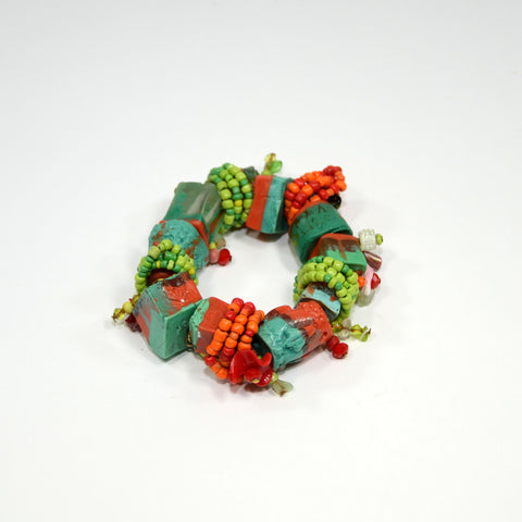 Mixed Baroque Bracelet