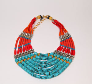 Pointed Collar #4 - Tucson Series - Inspired Luxe