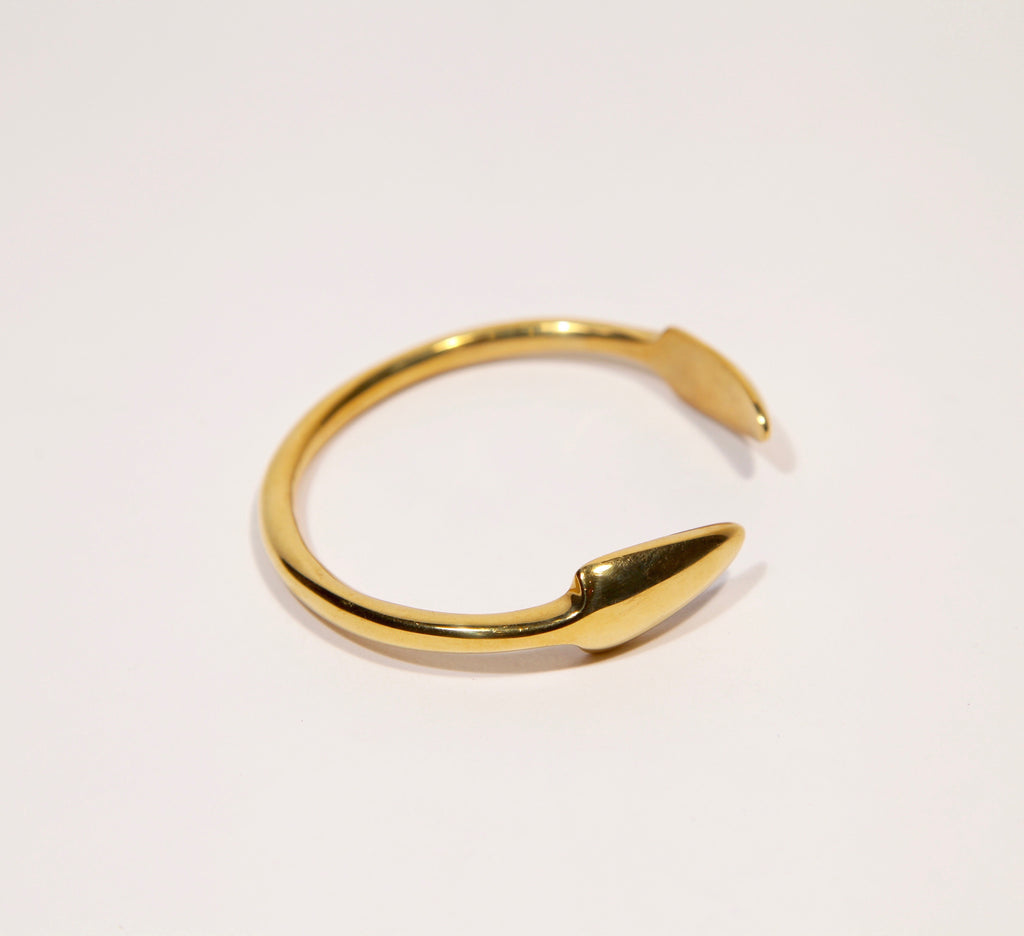Tadita Brass Bracelet – Swaady collection - Inspired Luxe