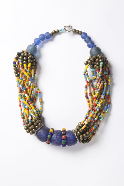 Choker - One Africa - Inspired Luxe