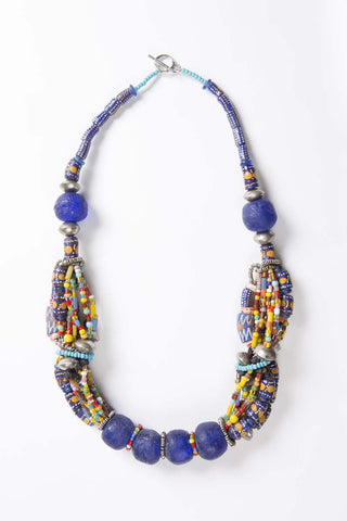 Runway Collection Sky Blue Necklace