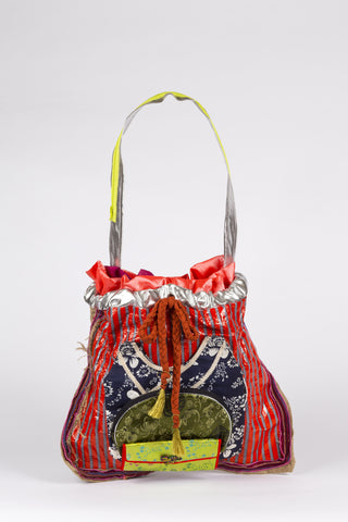 Coast & Koi source bags which are recycled utility rice, grains, cof... click for more information