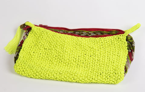 Emem Clutch (Lemon)