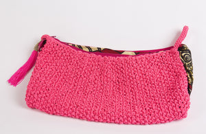 Emem Clutch (Pink) - Inspired Luxe