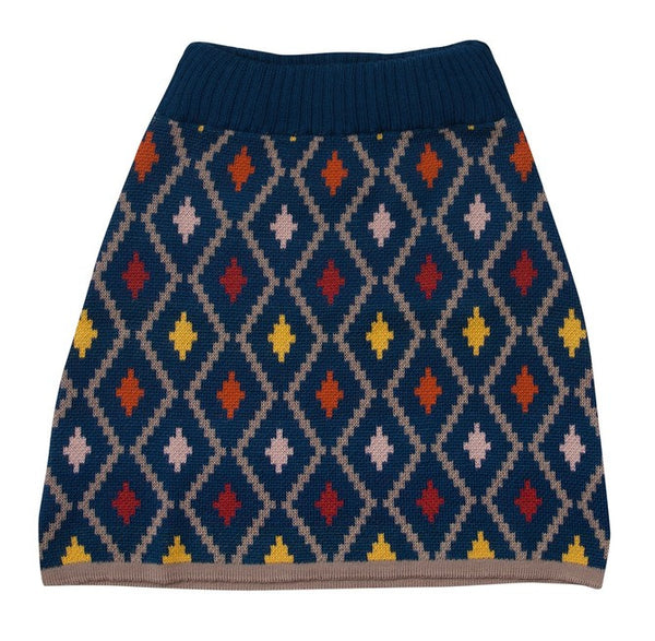 MaXhosa by Laduma - Jacquard Knit Skirt