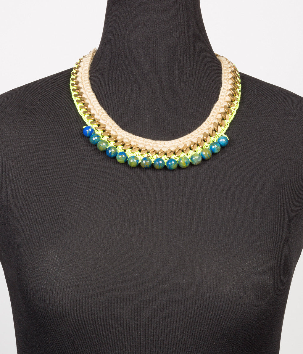 Aztec Necklace - Inspired Luxe