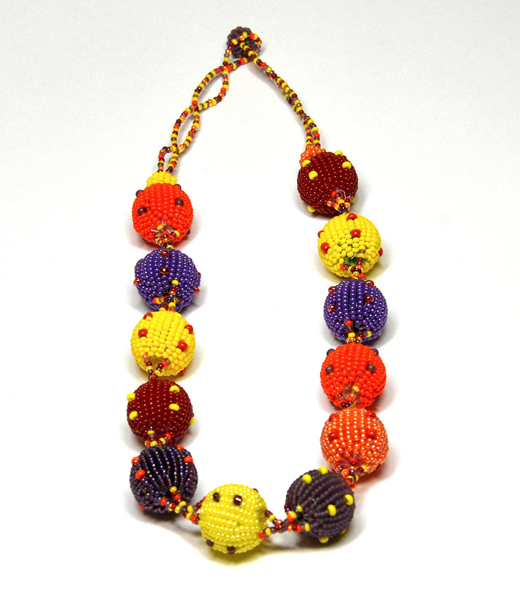 Fruit Ball Necklace - Inspired Luxe