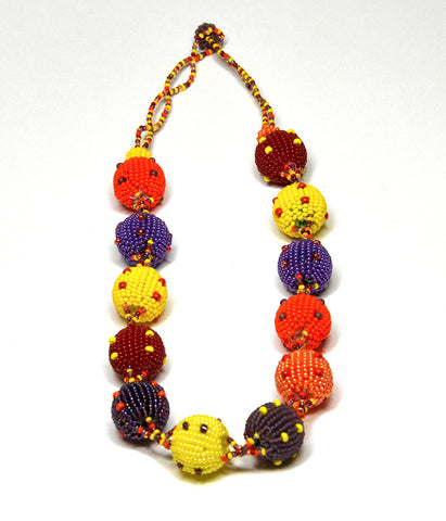 Fruit Ball Necklace