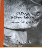 Of Dogs and Dissertations: Notes on Writing and Life