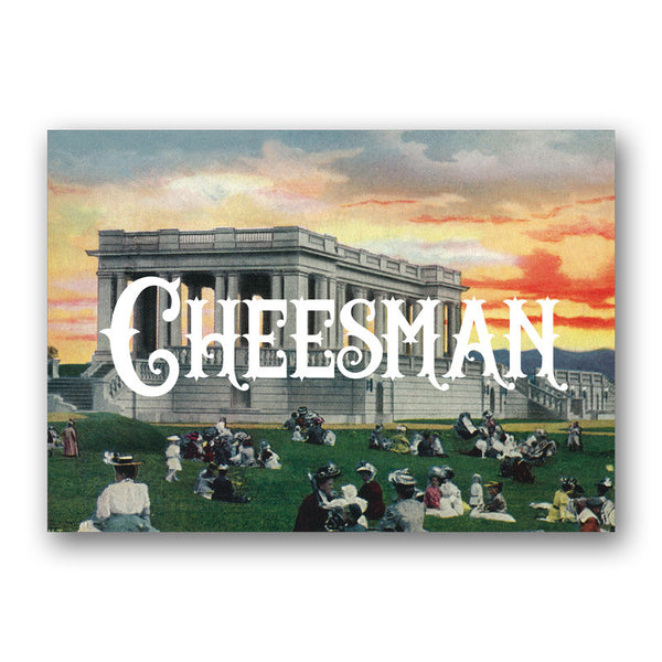 Postcard: Cheesman Park