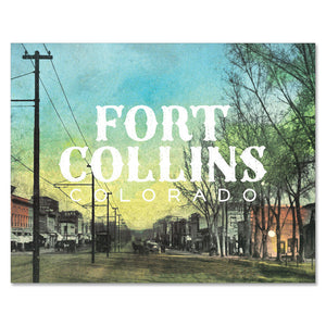 Print: Fort Collins