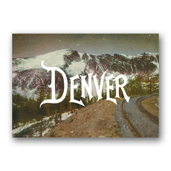 Postcard: Denver Moffat