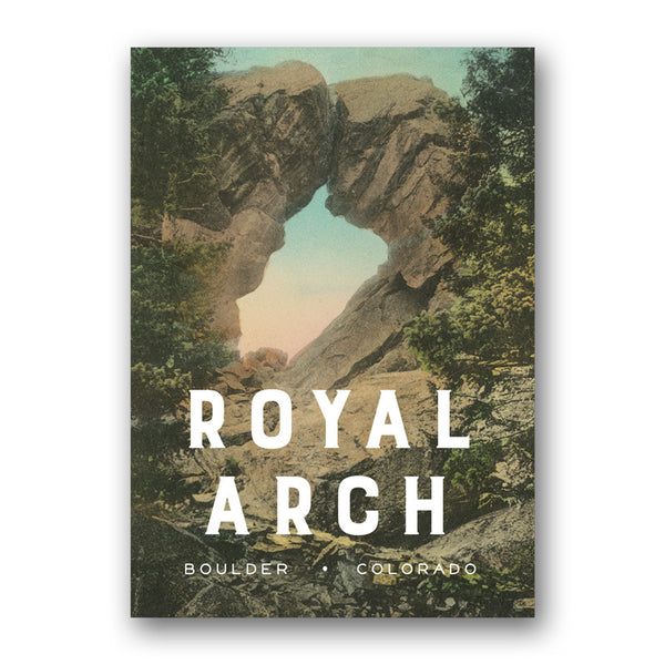 Postcard: Royal Arch