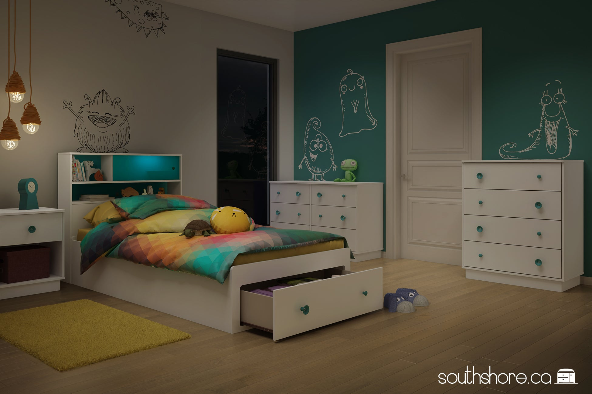 Little Monsters - Chambre enfant