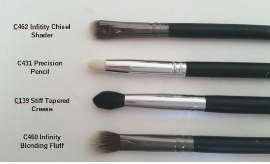 New in Crown Brushes for Professionals