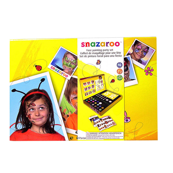 Snazaroo face paint gift set
