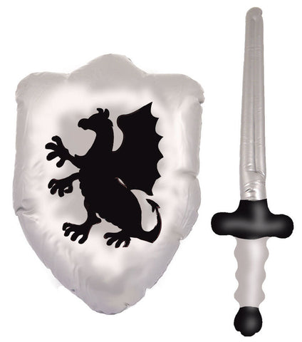 Inflatable Shield and Sword