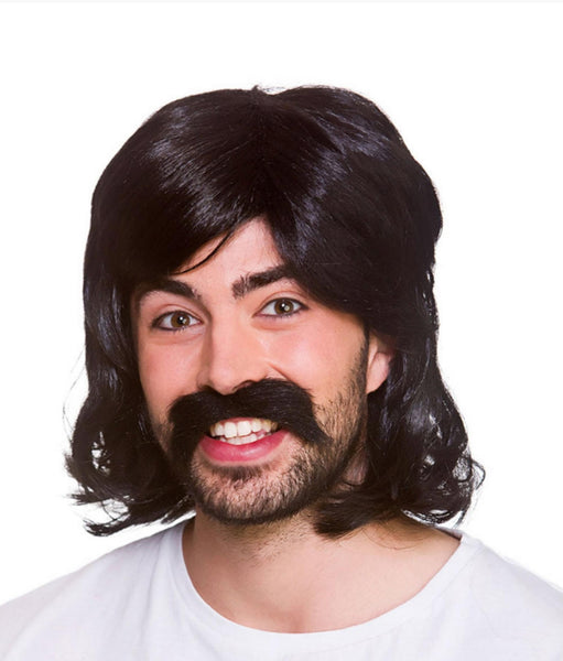 70s Cool Guy Wig