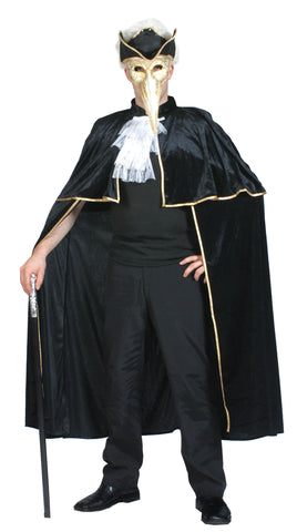 Venetian Cape with mask