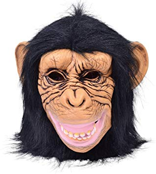 Adult Gorilla Mask