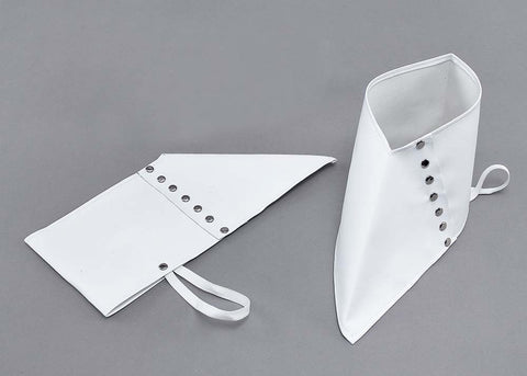 1920's Gangster Spats White