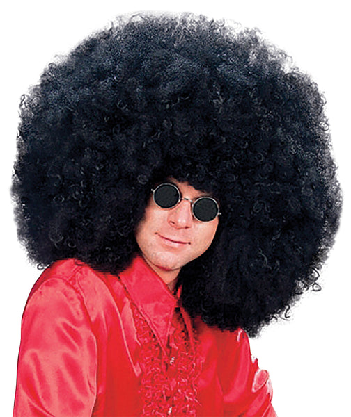 Super Large Afro Black Wig