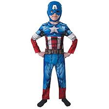Boys Captain America