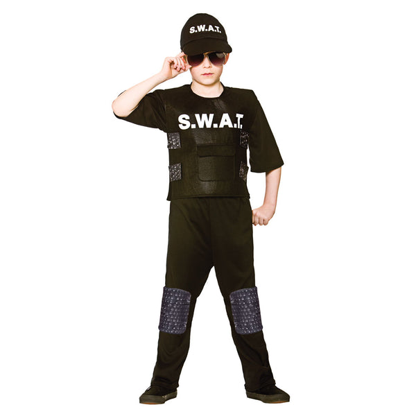 S.W.A.T Team Commander