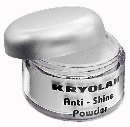 Kryolan Anti-Shine Powder 30g