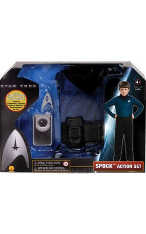 STAR TREK SPOCK ACTION KIT
