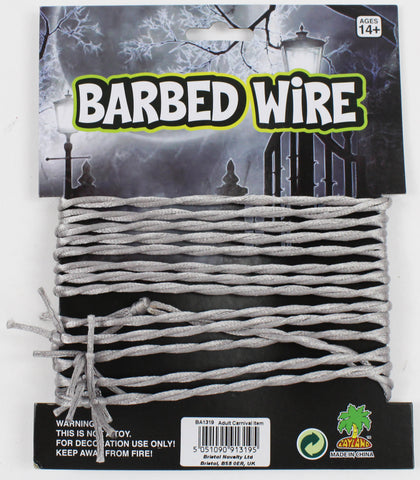 Barbed Wire Decoration