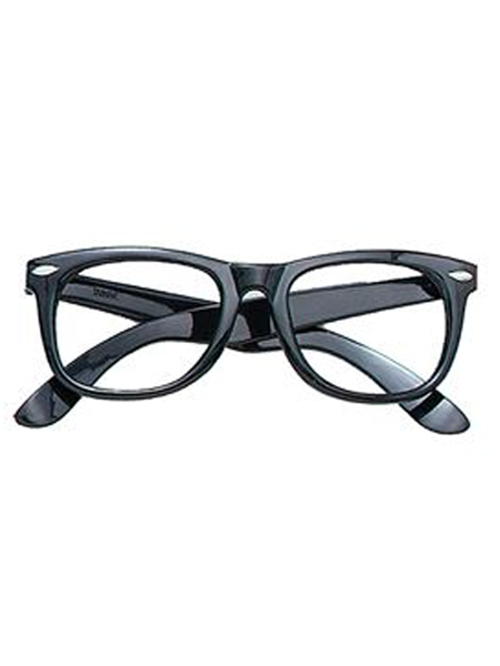 Black Framed Glasses