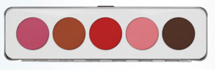 Blusher Palette 5 Colours