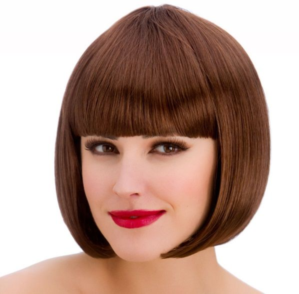 Diva Bob Style Wig (available in 7 colours)